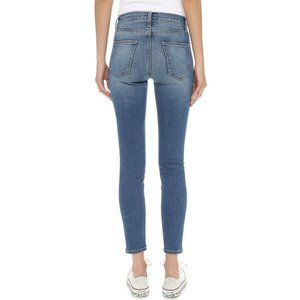 Current Elliot The High Waist Ankle Skinny Jean
